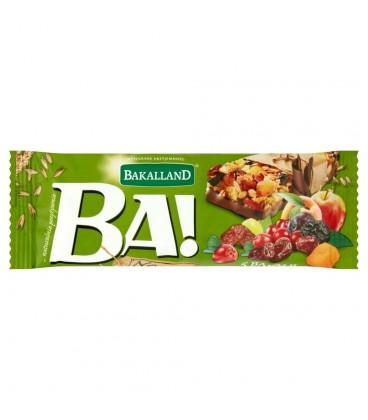 Bakalland Ba! 5 bakalii Baton zbożowy 40 g