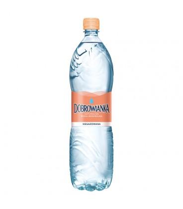 Dobrowianka Naturalna woda mineralna niegazowana 1,5 l