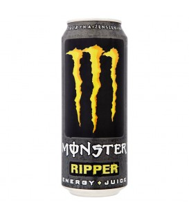MONSTER ENERGY RIPPER 500 ML