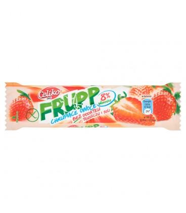 Celiko Frupp Chrupiące owoce truskawki 10 g