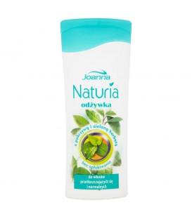 Joanna Naturia Odżywka z pokrzywą i zieloną herbatą do włosów przetłuszczających się 200 g