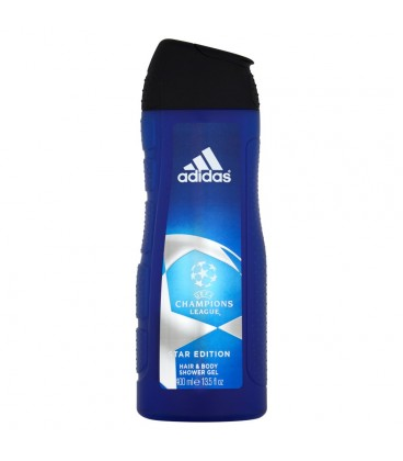 Adidas UEFA Champions League Star Edition Żel pod prysznic 400 ml
