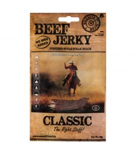 Bullseye Meats Beef Jerky Classic Suszona wołowina 50 g