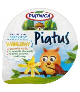 Jogurt Piątuś waniliowy 125g
