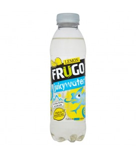 Frugo Juicy Water Lemon Górska woda z sokiem 500 ml