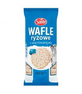 Sante Wafle ryżowe z solą himalajską 110 g