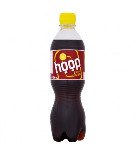 Hoop cola cytryna 0,5 l