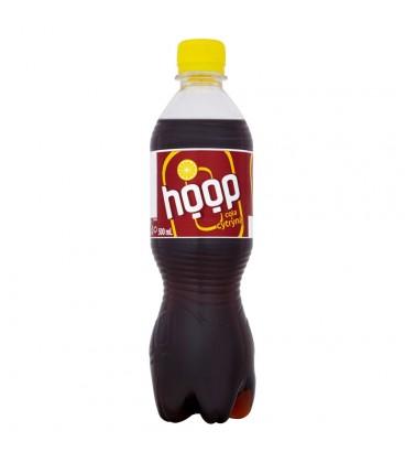 Hoop Cola z cytryną Napój gazowany 500 ml
