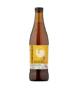 Cornelius Bananowy Piwo pszeniczne 400 ml
