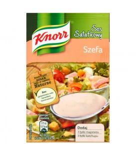 Knorr Sos sałatkowy Szefa 9 g