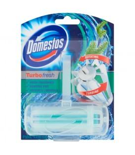 Domestos Turbo Fresh Pine Fresh Kostka toaletowa 32 g