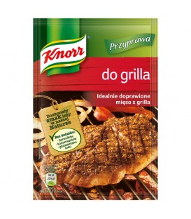 Knorr Przyprawa do grilla 25 g