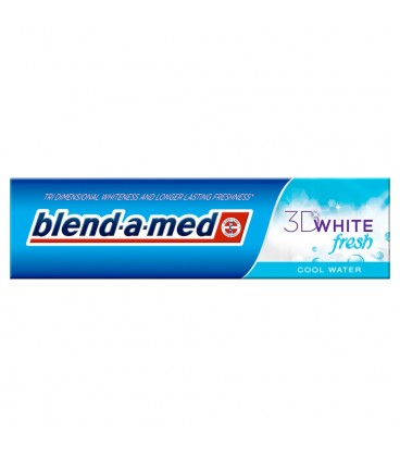 Blend-A-Med 3DWhite Fresh Cool Pasta do zębów 100 ml