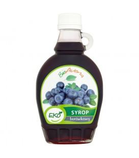 BioAvena Eko Syrop borówkowy 250 ml