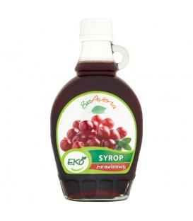 BioAvena Eko Syrop żurawinowy 250 ml