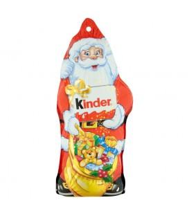 Kinder Mikołaj Figurka pokryta mleczną czekoladą 55 g