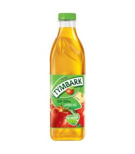 Tymbark Jabłko sok 100% 1 l butelka