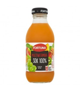 Fortuna Sok 100% multiwitamina 300 ml