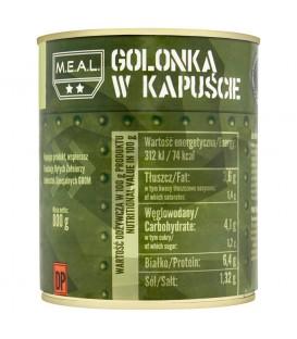 M.E.A.L. Golonka w kapuście 800g