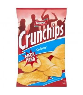 Crunchips Solony Chipsy ziemniaczane 225 g