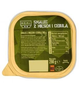 M.E.A.L. Smalec z mięsem i cebulą 290 g