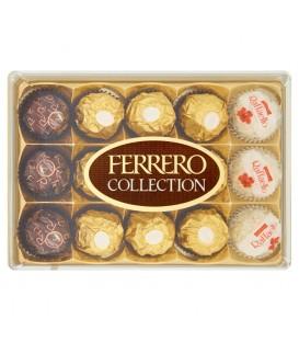 Ferrero Collection Zestaw smakołyków Ferrero Rondnoir Ferrero Rocher i Raffaello 172 g