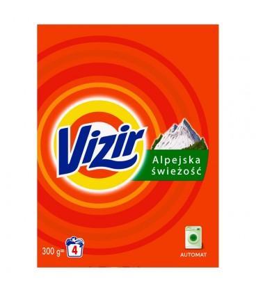Vizir Alpejska Świeżość Proszek do prania 300 g, 4 prań