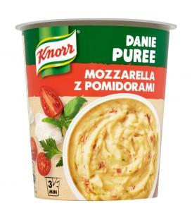 Knorr Danie Puree Mozzarella z pomidorami 51 g