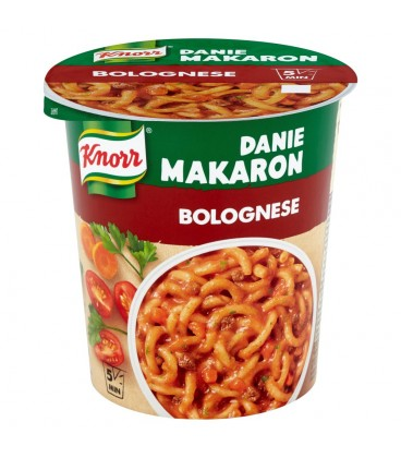 Knorr Danie Makaron Bolognese 68 g