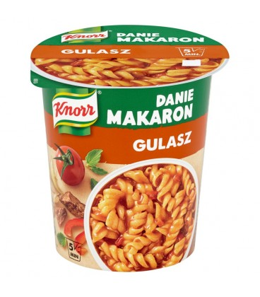 Knorr Danie Makaron Gulasz 60 g