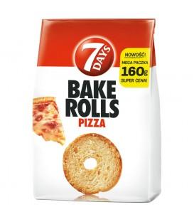 BAKE ROLLS PIZZA 160G