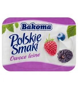 Bakoma Polskie Smaki Deser jogurtowy z owocami leśnymi 120 g