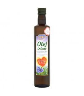 Eurolen Olej lniany 500 ml
