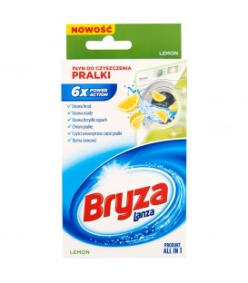 Bryza Lanza Lemon Płyn do czyszczenia pralki 250 ml