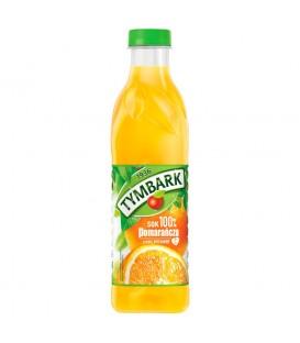 Tymbark Pomarańcza sok 100% 1 l butelka
