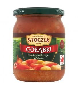 Stoczek Gołąbki w sosie pomidorowym ze Stoczka 500 g
