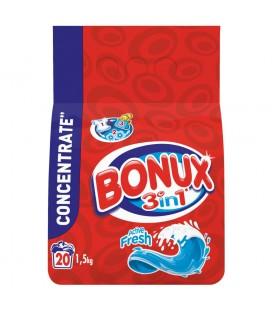 Bonux Active Fresh Proszek do prania 1,5 kg (20 prań)