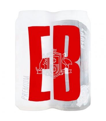 EB Piwo jasne 4 x 500 ml