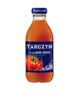 Tarczyn Pomidor pikantny sok 100% 300 ml
