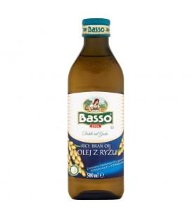 Basso Olej z ryżu 500 ml