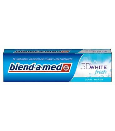 BLEND-A-MED 3DWHITE COOL PASTA DO ZĘBÓW 100 ML