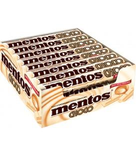 MENTOS WHITE CHOCO 8X24X38g