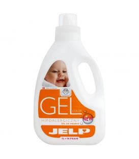 JELP Gel Color Hipoalergiczny żel do prania 1 L
