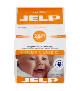 JELP Color Classic Specjalistyczny proszek do prania odzieży dziecięcej 2,24 kg
