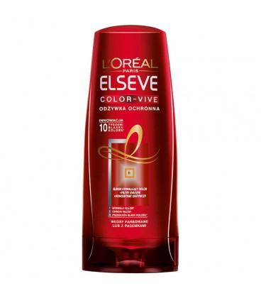 L'Oréal Paris Elsève Color-Vive Odżywka ochronna 200 ml