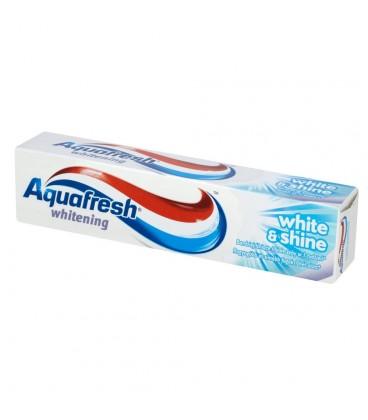 Aquafresh Whitening White and Shine Pasta do zębów 100 ml