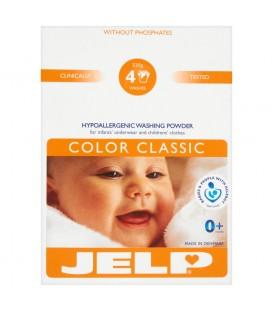 JELP Color Classic Hipoalergiczny proszek do prania odzieży dziecięcej 320 g