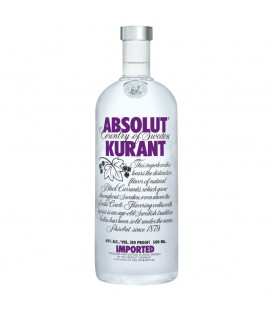Absolut Kurant Wódka o smaku czarnej porzeczki 500 ml