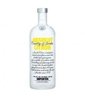 Absolut Citron Wódka o smaku cytrynowym 500 ml
