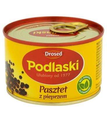 Drosed Podlaski Pasztet z pieprzem 155 g